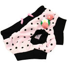 Small Female Sanitary Dog Undie Underpants Diaper Nappy Pants - S M L