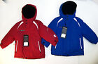 ZeroXposure Boys 3 in 1 Winter Jacket System NWT size XS 4 5 Red or Blue