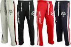 Auth Muscle Works Gym London Track Suit Bottoms Mens Training Bottoms MMA Pants