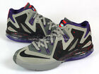 Nike Ambassador VI Mine Grey/Black-Mercury Grey-Purple Lebron James 615821-004