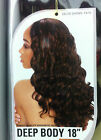 OUTRE DEEP BODY WEAVE SYNTHETIC HAIR EXTENSION 18 INCH