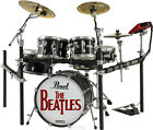 The Beatles Large Vinyl / Car / Laptop Wall Stickers High Quality 75cm x 45cm UK