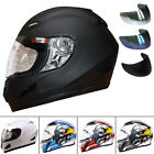 LEOPARD Graphic/Plain Scooter Motorbike Helmet On Road Motorcycle Crash Helmet