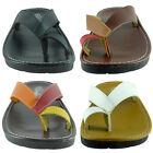 New Womens Gladiator Style Sandals Comfortable Sets Of Toe Flat Shoes HAPPY-01
