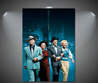 Guys and Dolls Frank Sinatra Vintage Movie Poster - A1, A2, A3, A4 sizes