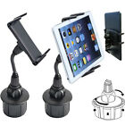 VIBRATION FREE Car Cup Holder Mount for Apple iPad Mini Google Nexus 7