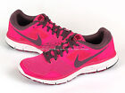 Nike Wmns Lunarfly+ 4 Pink Flash/Raspberry Red-Purple Shadow-Purple 554676-665