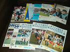 Wycombe Wanderers home programms 1980s and 90s