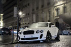Bentley Continental GT Super Sport HD Poster Super Luxury Car Print multi sizes