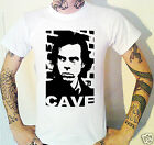 Nick Cave original design tribute T-Shirt Bad Seeds Birthday Party Punk