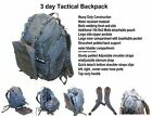 Military 1-3 day tactical backpack