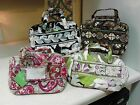 VERA BRADLEY LUNCH DATE CANYON,P.ROAD,CAMELIA,P.M.PLAID NEW**ONLY 2 CANYON LEFT!