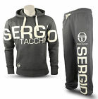 SERGIO TACCHINI SPORTS TRACKSUIT (SMALL ONLY)   RETRO CASUAL CHARCOAL BNWT