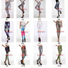 New Muti Color Fashion Women Sexy Galaxy Leggings Stretchy Slim Pants