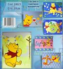 TAPPETO  WINNIE THE POOH CAMERETTE BAMBINI VARIE FANTASIE CM 40X70- 50X80