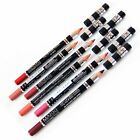 LIP LINER SOFT PENCIL LONG STAY RICH COLOR WATER RESISTANT EASY TO BLEND MAKKI