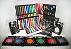 HAIR CHALK UK - Hair Chalk 6, 12 & 24 Piece Sets, Professional Quality SalonKit
