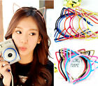Wild Sexy Cat Ear Headband Women Hair Accessories Sweet Design Party JW178