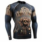 FIXGEAR CFL_27 Skin Compression base layer shirt training fitness workout MMA