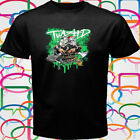 "TWIZTID ""CARTOON"" SPRAYPAINT Men's Black T-Shirt Size S-3XL"