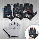 Sport Racing Bicycle Cycling Bike Half finger Gloves Three colors Size M L XL