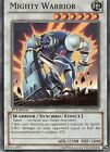YU-GI-OH: MIGHTY WARRIOR - LVAL-EN096 - 1st EDITION