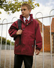 RESULT Rugged stuff junior/youth long lined long coat