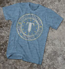 Torque Power Strength Pride T-Shirt (Blue) - mma bjj ufc