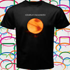 coldplay t shirt - New Coldplay Parachutes Rock Band Album Men's Black T-Shirt Size S to 3XL