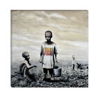 I Hate Mondays Banksy Canvas Print Painting Reproduction