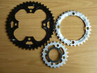 Shimano Chainrings 104 64 BCD PCD 22 32 44 SG-X Chainring 8 9 Speed Chain Ring