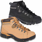 MENS GROUNDWORK SAFETY BOOTS TRAINERS STEEL TOE CAP ANKLE LADIES WORK SHOES SIZE