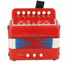NEW Kids Musical Instrument Music Accordion Button Toys Great Gift for children