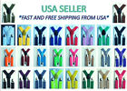 NEW Boys Girls Kids Child Children Clip on Y Back Elastic Suspenders US SELLER