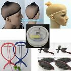 Wig Accessories Optional Wig Stand,Beige Wig Cap, Black Wig Cap Optional Buy