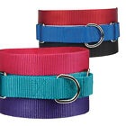 Guardian Gear Nylon Martingale Dog Training Collar All Sizes & Bright Colors