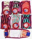 SET - 6pcs  Diapers Dog Male Boy BELLY BAND For Small Dogs sz XXS, XS, S, M, L