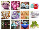 10 PCS Wedding Gift Box Wedding Favor Candy Boxes Paper Box With Ribbon Cute