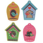Girls or Ladies Bird Emery Board Nail File Manicure Gifts