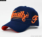 Unisex NEW Mens Womens Embroidered baseball cap sports hat Finally logo 9 colors