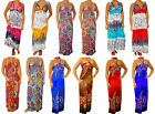 WHOLESALE LOT Maxi Long Dress BOHO HIPPIE GYPSY Halter SUMMER SUN DRESS S M L XL