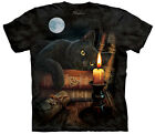 The Witching Hour Adult  Animals Unisex T Shirt The Mountain