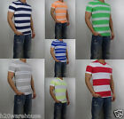 NWT Abercrombie & Fitch A&F New Men Muscle Slim Fit Mountain Pond Tee T Shirt