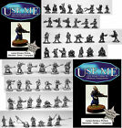 15mm Unpainted Sci-Fi USE ME Unpainted Starter Packs UMS01 & UMS02-Multi-Listing