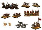 15mm Fantasy Orc Miniatures-Unpainted Orcs-15mm 'Hordes of Things'-Multi Listing