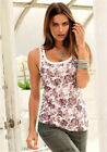 Top With Great Floral Print From Laura Scott In Size 44 - Size 46