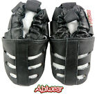 Black Unisex Baby Soft Leather Sandal,Walker,Kids,Pram,toddler Girl Boy0-18M