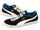Puma Brasil Football VNTG Black-White Vintage Fashion Casual Sneakers 356156 03
