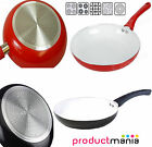 30CM CERAMIC INDUCTION BOTTOM NON STICK FRYING FRY PAN TOUGH ALUMINIUM