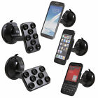 Universal Cell Phone 360°Rotating Car Windshield Suction Cup mount Stand Holder